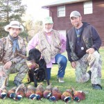 Eastern Montana bird hunts