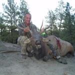 Montana trophy elk archery hunts