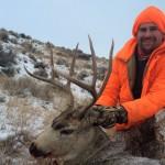 Montana trophy deer hunts
