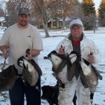 Montana trophy bird hunts