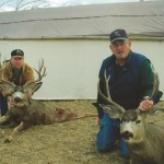 Montana trophy deer hunts
