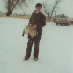 Montana trophy badger hunts
